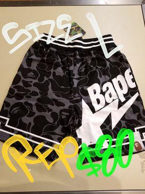 Bape shorts for Sale in Denver, CO