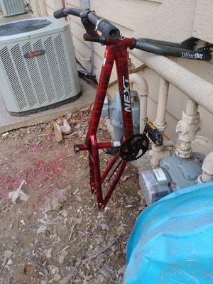 NEXT 20in bike FRAME for Sale in Tulsa, OK