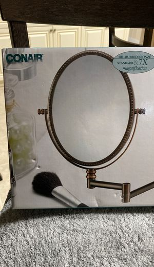 Conair Wall Mount Mirror for Sale in Port St. Lucie, FL