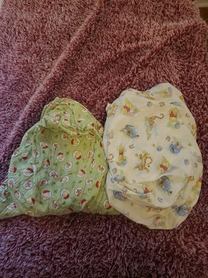Winnie the pooh crib sheets for Sale in Madison Heights, VA