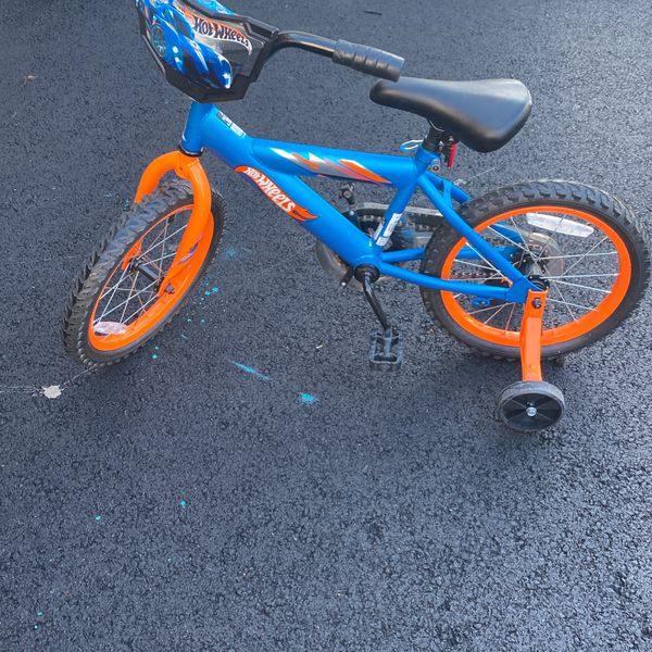 Kids Hot wheels Bike