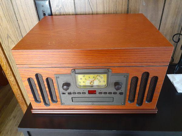 Crosley 5 in 1 Stereo