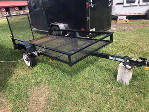 Utility trailer 4x8 for Sale in Boynton Beach, FL