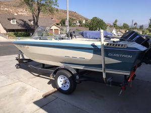 1977 glastron boat pink in hand for Sale in Norco, CA