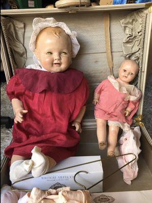 Antique bisque Dolls for Sale in Palos Verdes Peninsula, CA