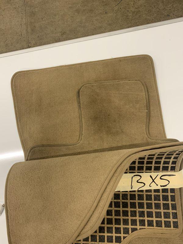 2007-2013 BMW X5 Floor mats
