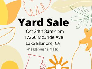 Sale for Sale in Lake Elsinore, CA