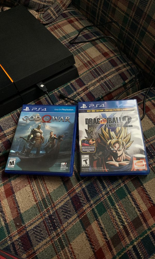 Used PlayStation 4