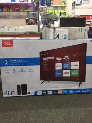 """TCL ROKU TV 40"""" $179 for Sale in Wilkes-Barre, PA"""