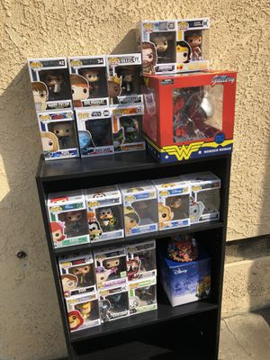 Collectibles Funko Pops DC Comic books for Sale in Los Angeles, CA