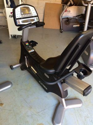 Cybex recumbent bike 530R seared exercise and rehab for Sale in Saint Charles, MO