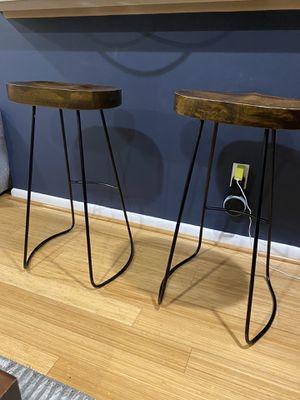 Wooden stools for Sale in East Orange, NJ