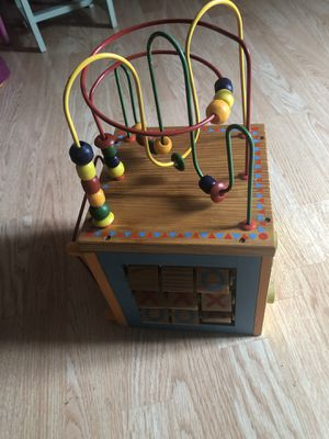 Toddler game block for Sale in Grayslake, IL