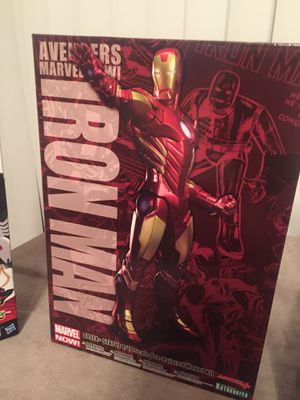 Ironman collectible statue mint condition for Sale in Sugar Land, TX