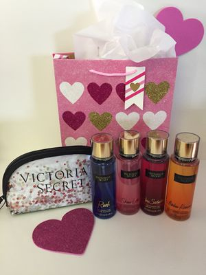 New Victoria secret perfume set for Sale in Tampa, FL