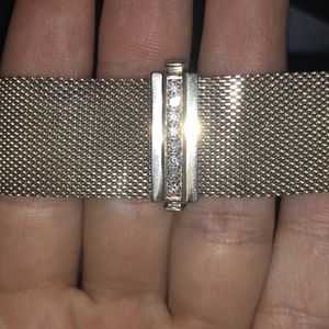 Tiffany & Co. Somer Set Mesh Bracelet for Sale in Washington, DC
