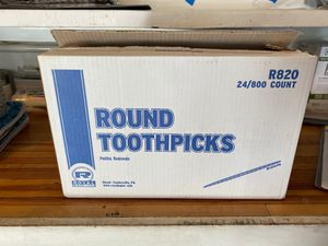 Round toothpicks for Sale in Wilsonville, OR