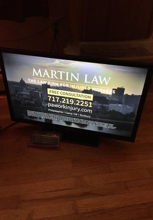 "29"" flat screen tv works very good for Sale in Grantham, PA"