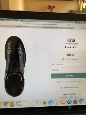 Danner Gore-Tex boots for Sale in Paramus, NJ