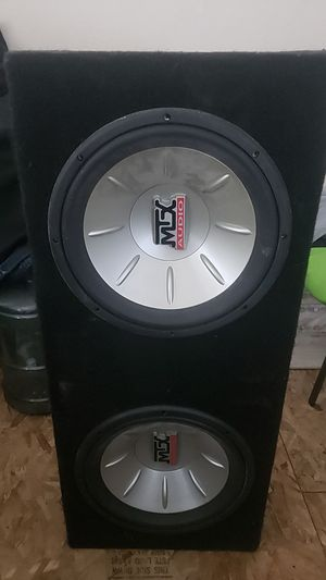 Subwoofer 15s for Sale in San Jose, CA