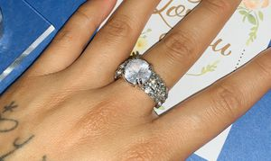 Big around AAA Cubic zircon rings for Sale in Spring, TX