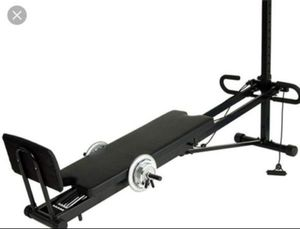 VigorFit total Home Gym. Like New, it was Bought and hardly used. PRICE IS NOT NEGOTIABLE. for Sale in Palatine, IL