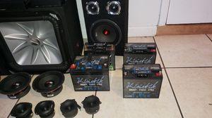Only today 2300 ..Para los amantes del car audio todo en perfecto estado for Sale in Belle Isle, FL