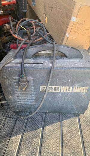 70 AMP ARC WELDER Chicago electronic welder for Sale in Pittsburg, CA