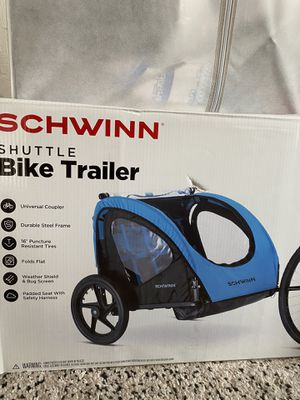 NEW!!! Bike Trailer Schwinn for Sale in North Miami Beach, FL