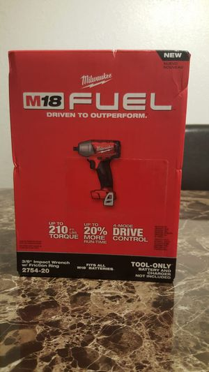 """IMPACT WRENCH 3/8"""" does not include battery neither charger for Sale in Dallas, TX"""