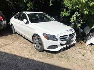 2015 Mercedes Benz c 300 for parts for Sale in Dallas, TX