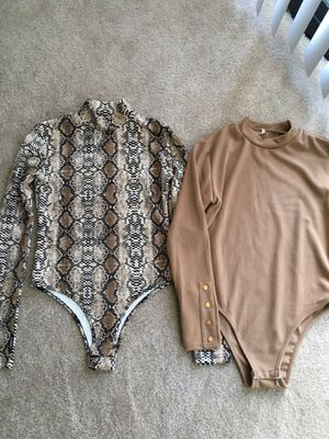 Bodysuits (XL but fits more XS/S) for Sale in Washington, DC