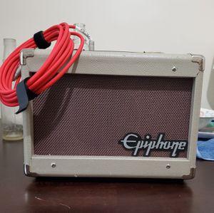 Epiphone 15c studio amp for Sale in Wilson, NC