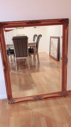 "39""×50"" antique mirror for Sale in Burbank, CA"