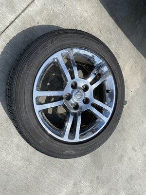 17 inch Nissan rims for Sale in Greenville, NC