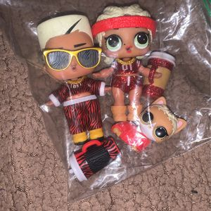 SWAG FAMILY LOL DOLLS for Sale in Lakewood, CA