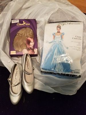 New Cinderella costume for Sale in Seattle, WA