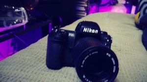 Nikon F100 and 100-300mm Lense for Sale in Chicago, IL