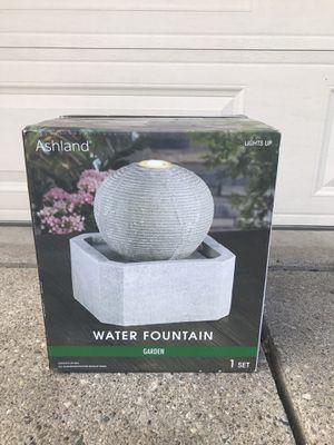 Garden Water Fountain for Sale in Clinton Township, MI