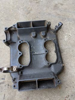 Evinrude 88SPL Carb Attachment Cover for Sale in Montville,  NJ