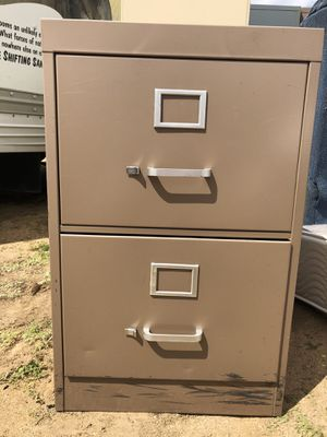 Filing cabinet for Sale in Hesperia, CA