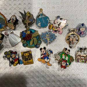 Disney Land Character Pins for Sale in Amityville, NY