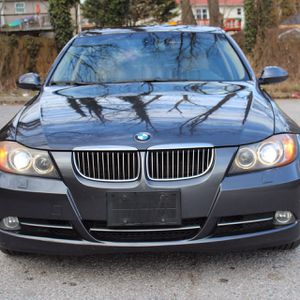 Manual 2007 BMW 335xi for Sale in Baltimore, MD