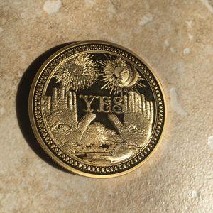Antique Golden Fortune 🔮 Teller Coin for Sale in Castro Valley, CA