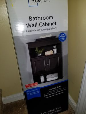BATHROOM WALL CABINET - BRAND NEW for Sale in Anoka, MN