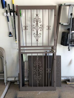 Iron security door for Sale in Mesa, AZ