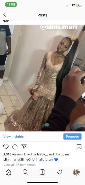 Prom dress for Sale in Lancaster, TX