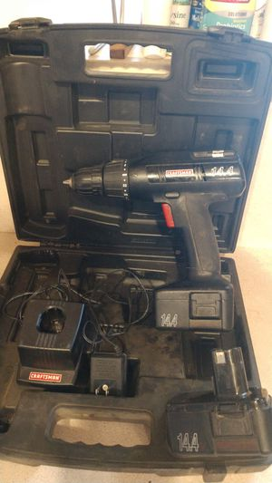 Craftsman cordless screw and torque gun for Sale in Redmond, OR