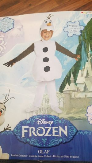 Frozen Olaf costume for Sale in Round Rock, TX