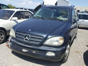 2002 Mercedes ML320 for Parts 046666 for Sale in Las Vegas, NV